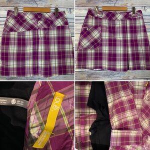 Lole Work our Skort Purple Size 8